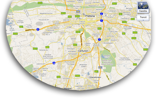 Service Areas covered by Mr Carpets